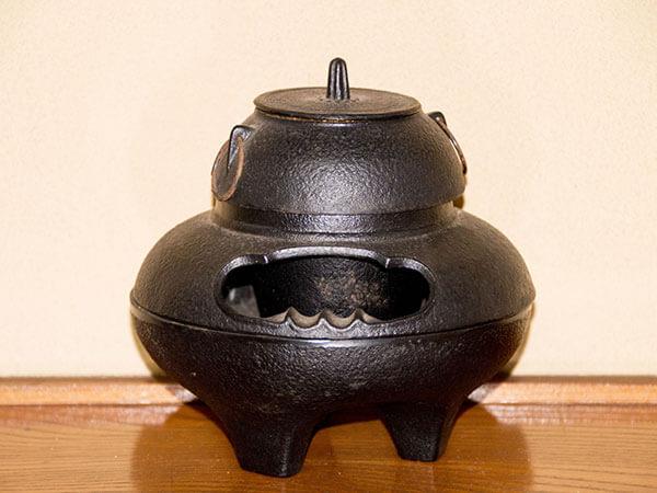 茶釜のイメージ画像