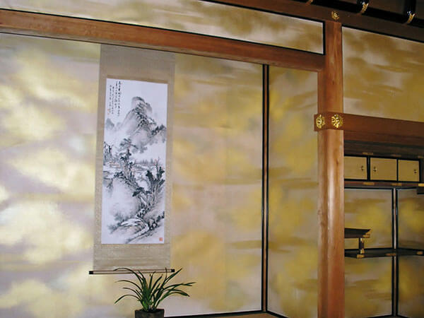 中国掛軸のイメージ画像